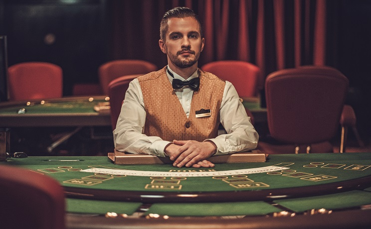 métiers casino
