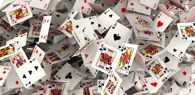 Les origines du poker